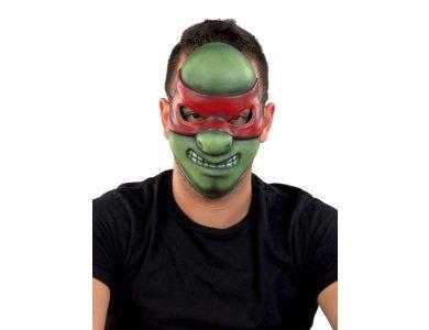 Αποκριάτικο Αξεσουάρ Μάσκα Χελωνάκι για μεγάλους μπλε