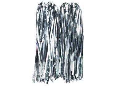 Αποκριάτικο Αξεσουάρ Πον-Πον Μαζορέτας 38Χ38cm Κόκκινα