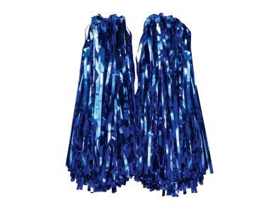 Αποκριάτικο Αξεσουάρ Πον-Πον Μαζορέτας 38Χ38cm Πράσινα