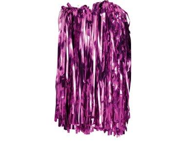 Αποκριάτικο Αξεσουάρ Πον-Πον Μαζορέτας 38Χ38cm Χρυσα