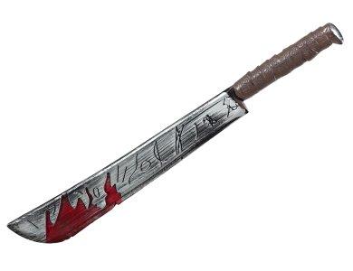 Αποκριάτικο Αξεσουάρ Μαχαίρι με αίμα