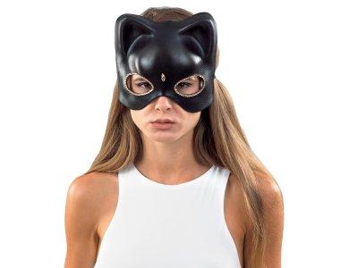 Αποκριάτικο Αξεσουάρ Μάσκα Γάτας