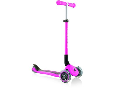 Globber Scooter Primo Foldable Deep Pink