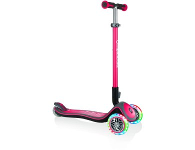 Globber Scooter Elite Deluxe-Red