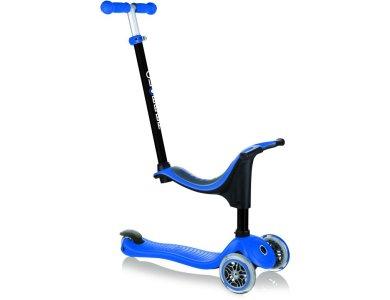Globber Scooter Go-Up Sporty Navy Blue