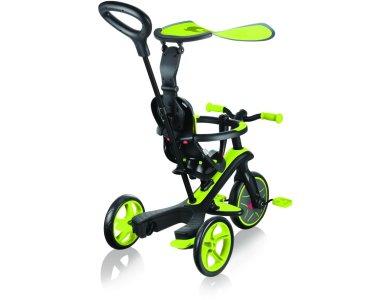 Globber Τρίκυκλο Trike Explorer 4in1-Lime Green