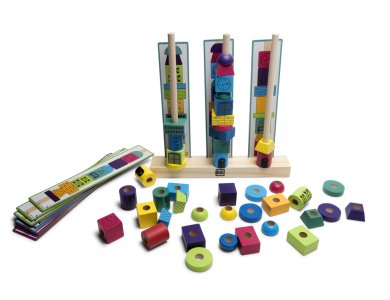 Stack Towers-Στοιβαζόμενοι Πύργοι