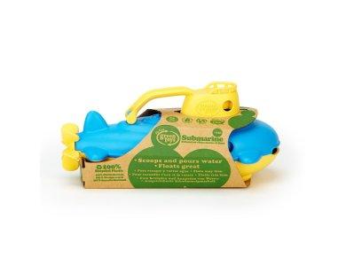 Green Toys - Υποβρύχιο Με Κίτρινη Καμπίνα