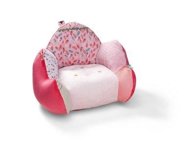 LILLIPUTIENS- Υφασμάτινη πολυθρόνα Λουίζ