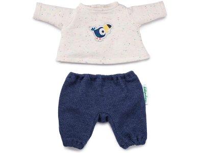 LILLIPUTIENS- Πυζάμες για μωρό κούκλα Πάμπλο