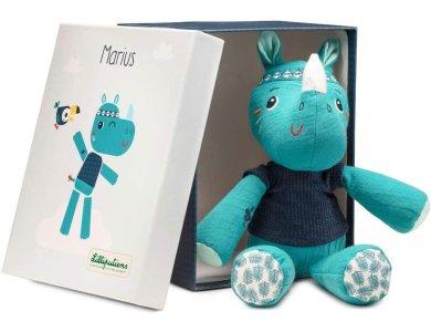 LILLIPUTIENS- Ζωάκι Μάριους σε κουτί δώρου