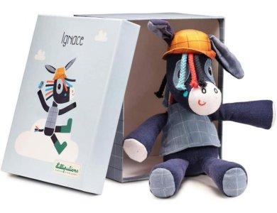 LILLIPUTIENS- Ζωάκι Ignace σε κουτί δώρου