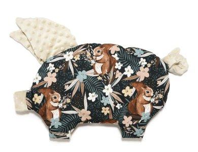 SLEEPY PIG PRETTY BARBARA – SAND
