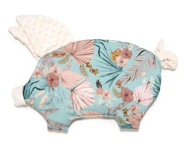 SLEEPY PIG BOHO PALMS – ECRU