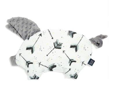 SLEEPY PIG ROYAL ARROWS – GREY
