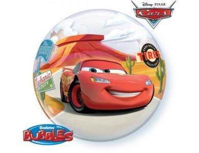 Bubble μονό Cars Lightning Mcqueen & Mater