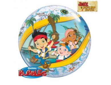 Bubble μονό Jake and The Never Land Pirates