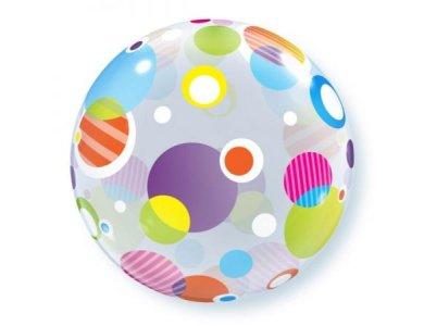 Bubble μονό Polka Dots and Dots