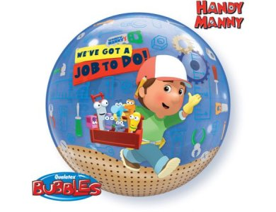Bubble μονό Handy Manny