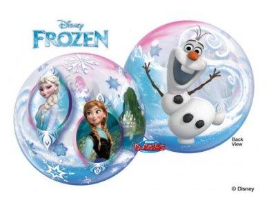 Bubble μονό Frozen. Το Frozen ήρθε να γεμίσει τις καρδιές μας με αγάπη! Χαρίστε στους μικρούς σας φί