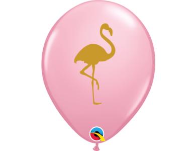 """Μπαλόνια Λάτεξ 11"""" Flamingo /25 τεμ"""