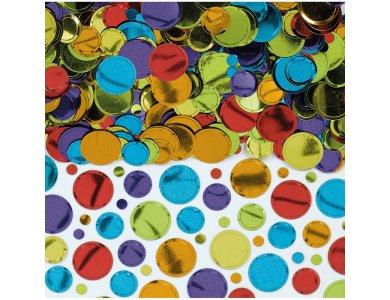 Κομφετί Πολύχρωμο Foil Dots 70Γρ