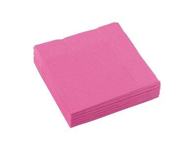 Χαρτοπετσέτες Γλυκού 2φυλλη Bright Pink 20τεμ.