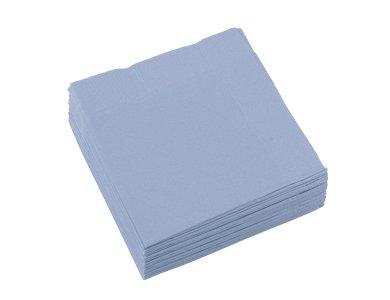 Χαρτοπετσέτες Γλυκού 2φυλλη Pastel Blue 20τεμ.