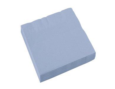 Χαρτοπετσέτες Φαγητού2φυλλη Pastel Blue 20τεμ.