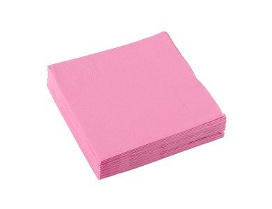 Χαρτοπετσέτες Φαγητού2φυλλη New Pink 20τεμ.