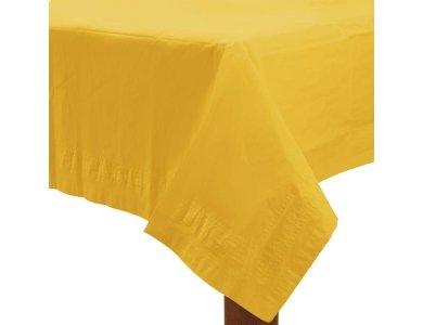 Τραπεζομάντηλο Χάρτινο Κίτρινο