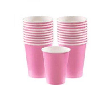 Ποτήρια 266 ml New Pink 8τεμ.