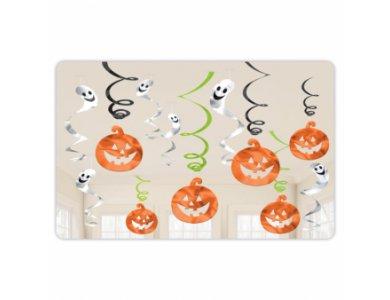 Κρεμαστή Διακόσμηση Halloween /12 τεμ
