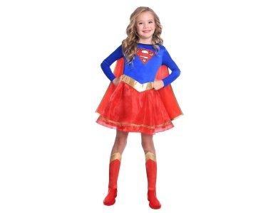 Αποκριάτικη Στολή Supergirl Classic Costume