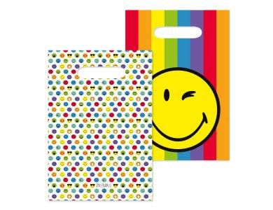 Τσάντες Δώρου Χάρτινες Smileyworld 8 τεμ.