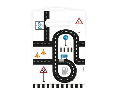 Τσάντες Δώρου Χάρτινες On the Road / 8 τεμ