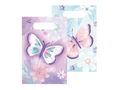 Τσάντες Δώρου Πεταλούδες Flutter / 8 τεμ