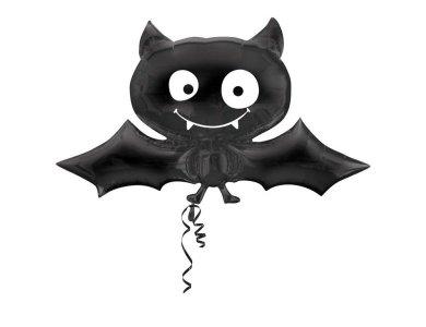 """Μπαλόνι Φοιλ Σχήμα 41"""" Νυχτερίδα Black Bat"""