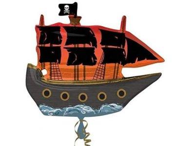 Μπαλόνι Φοιλ Σχήμα Πειρατικό Καράβι