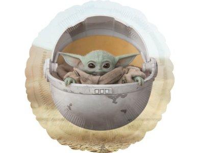 """Μπαλόνι Φοιλ 17"""" Star Wars Mandalorian The Child"""