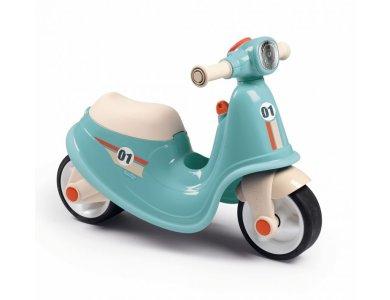 Smoby Scooter Περπατούρα - Μπλε