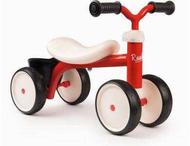 Smoby Παιδική Περπατούρα Rookie Ride Κόκκινη