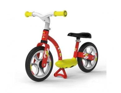 Smoby Παιδικό Ποδήλατο Ισορροπίας Balance Bike Comfort Κόκκινο