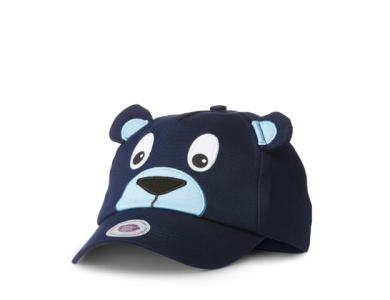 AFFENZAHN. Παιδικό καπέλο τζόκεϋ Αρκουδάκι - M