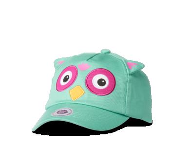 AFFENZAHN. Παιδικό καπέλο τζόκεϋ Κουκουβάγια - S